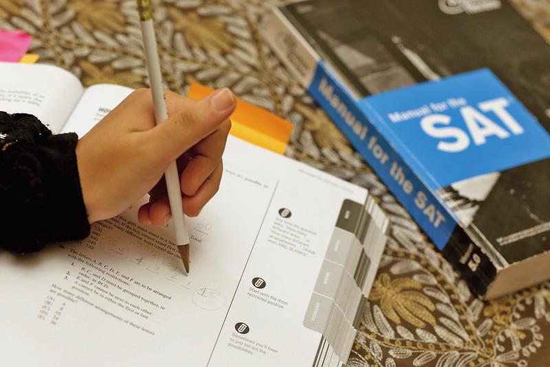 被稱為「美國高考」的SAT,2016年將出現重大調整。報考今年3月SAT者,將是新SAT考試的首批考生。(Getty Images)