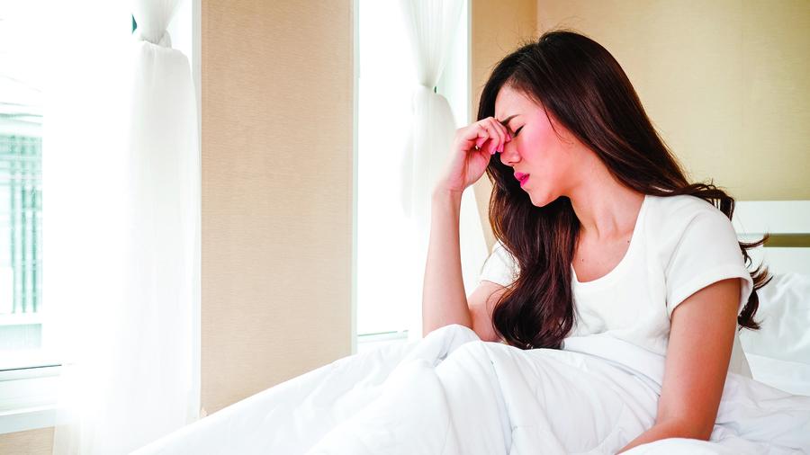 頭痛眩暈?艾灸解決10種小毛病