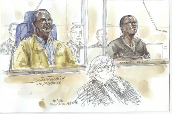 種族滅絕 盧旺達2前官員遭判終身監禁