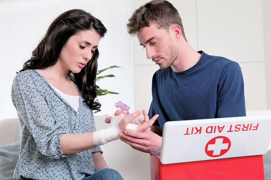 受傷別亂塗優碘和藥膏? 藥師教最新傷口照顧法