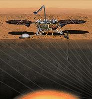 火星上發現神秘地磁脈衝 或存在液態地下水層