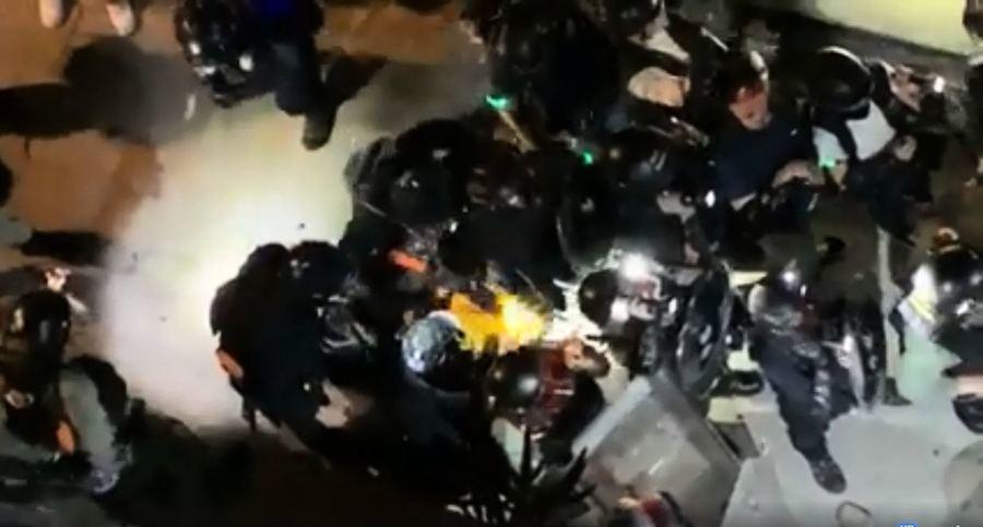 9.21元朗「守護孩子行動」黃衫男子獲釋 弟弟發文含淚感激