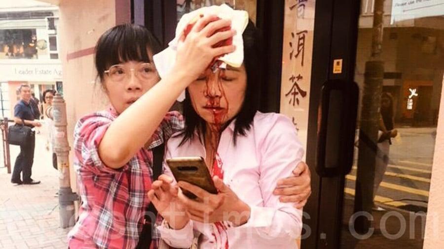 傳香港十一前變「準警方管治區」 港警將用最高武力
