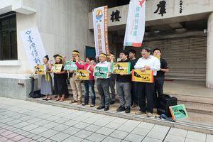 台民團:22年前港人沒上街 今天港青站出來