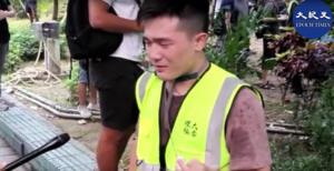 【9.29反極權】記者遭胡椒噴霧 不斷反抗才未被警帶走