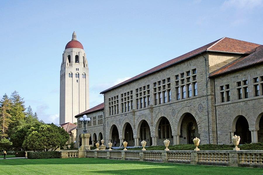 福布斯2016年全美大學排名  史丹福奪冠
