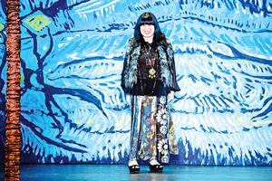 時尚魔法師 華裔設計師 Anna Sui