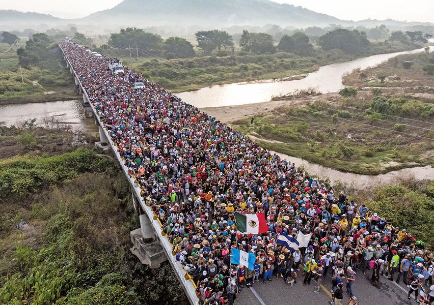 2020財年再減難民接收人數