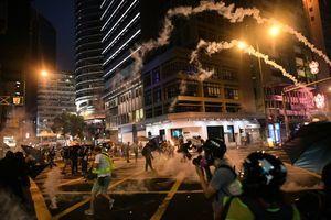 【9.29反極權】全球50城同步撐港 港警失控頻施暴記者