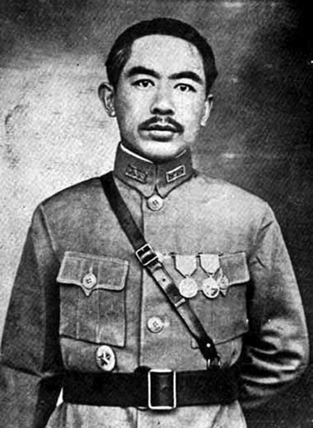 備受爭議的「新疆王」盛世才。(網絡圖片)