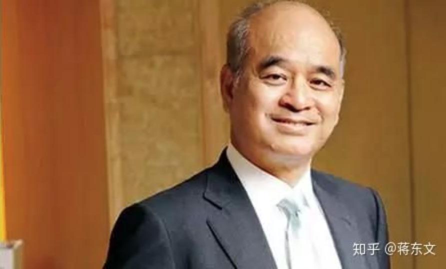 鄭裕彤的長子鄭家純。(網路圖片)