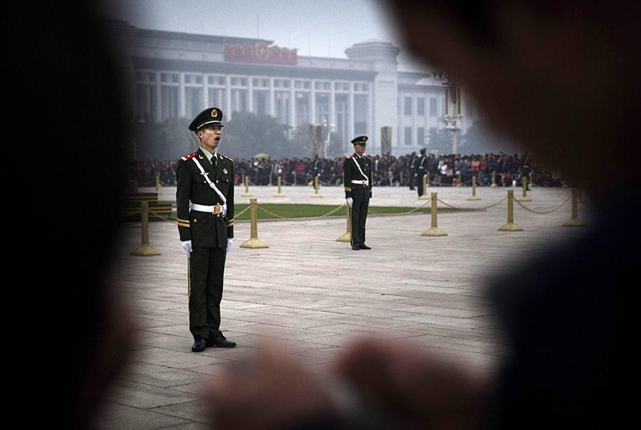 9月24日,中共中央政治局召開會議,但會議未提及四中全會。(Getty Images)