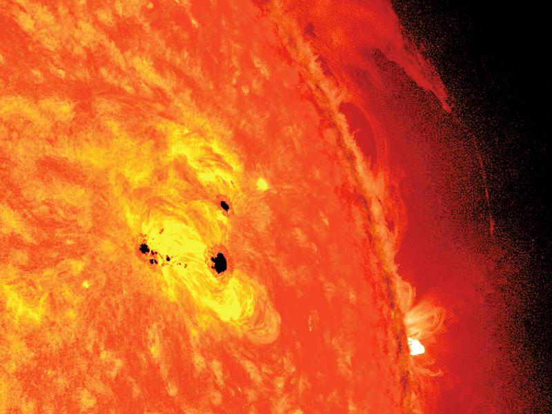新研究揭示太陽黑子11年周期之謎