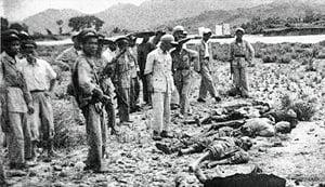 中共七十年來殺了多少人?(上)