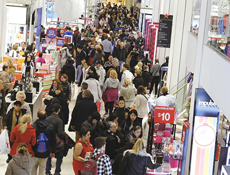 物美價廉提供無限選擇 吸引中國人到美購物