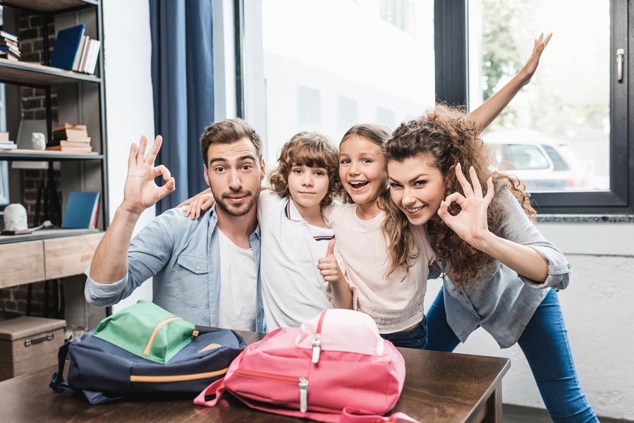 如何為孩子上學做好準備