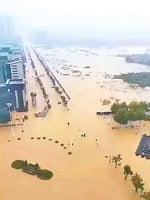 洪水破「堤防」 牽出一眾貪官