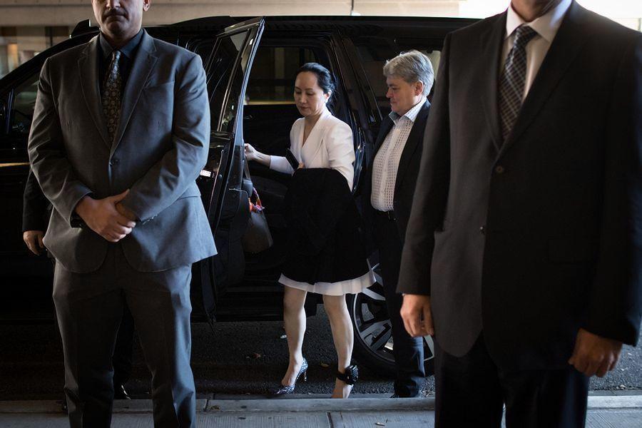 檢方:加國依法行事 孟晚舟律師無理取鬧
