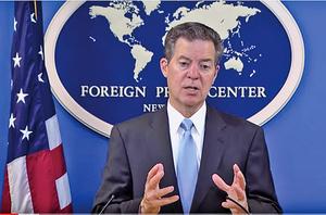 美國宗教自由大使:中共對信仰宣戰不會贏