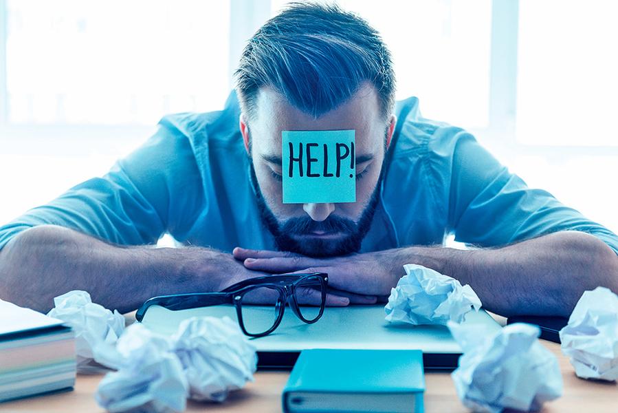職場壓力知多少?別讓工作毀了你
