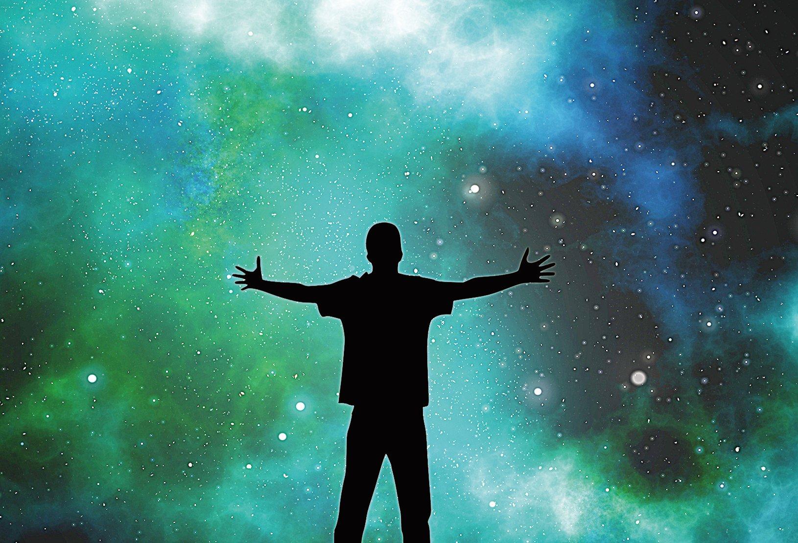 科學家沒有說明,是甚麼原因造成宇宙塵埃在「昨天」突然被加快清理。(公共領域)