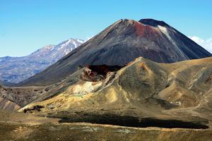 紐西蘭火山三兄弟 東格里羅國家公園