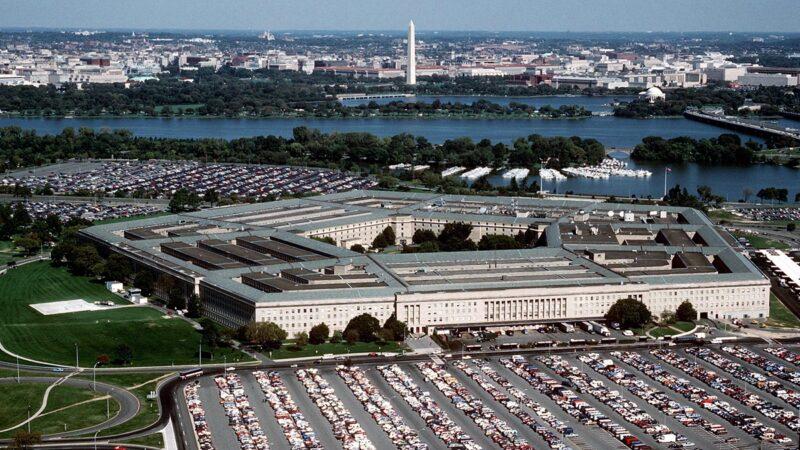 美媒消息稱,為監督審核中美雙邊安全關係等,美國國防部調整組織架構,新增一名副助理部長,專責處理中國事務。(USAf/Getty Images)