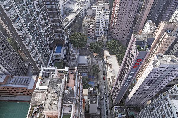 中區寫字樓租金下跌3.2%