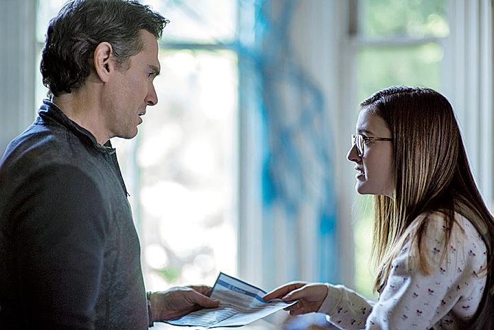 柏娜蒂的女兒小碧、丈夫艾吉在角色塑造上均有出彩的地方,並對故事發展各自有著不可替代的作用。