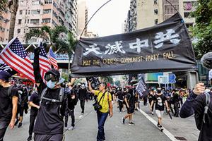 大陸人:香港不僅為自己抗爭也為13億人抗爭