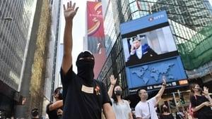 香港《禁蒙面法》午夜生效 恐怖內容曝光