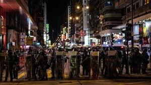 台學者:香港是準戰爭狀態 應幫助成立流亡政府