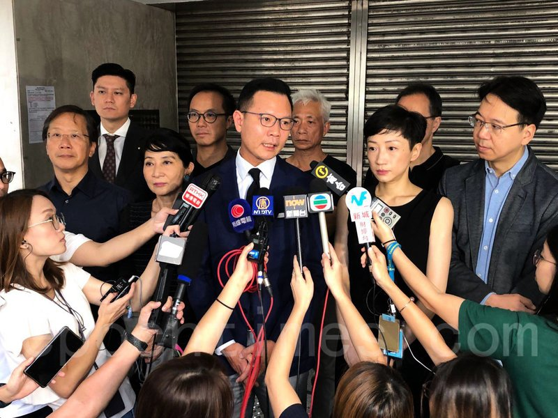 民主派議員申請頒令《禁蒙面法》違法違憲 高院審理