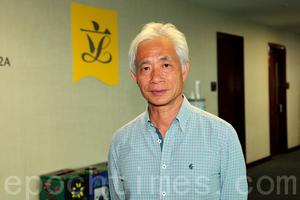 香港立法會議員梁耀忠:中共透過警察的暴力和濫捕去維持其管治