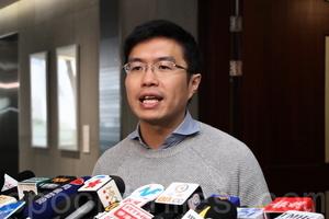 香港立法會議員區諾軒:中共用高壓手段處理香港問題