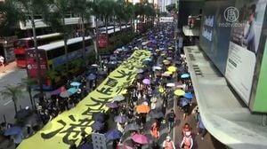 法媒:滿城皆是蒙面人!看北京如何收場