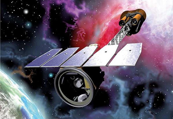 SpaceX獲NASA新合同 發射黑洞探測器