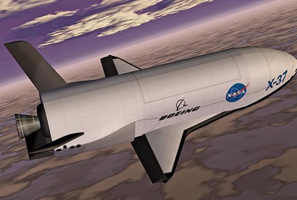 業餘天文學家拍下美軍機密太空機