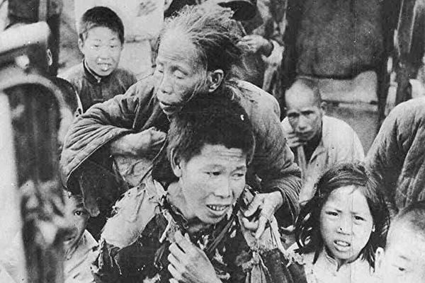 上世紀50年代末60年代初的大饑荒,造成數千萬中國民眾死亡。(資料圖片)