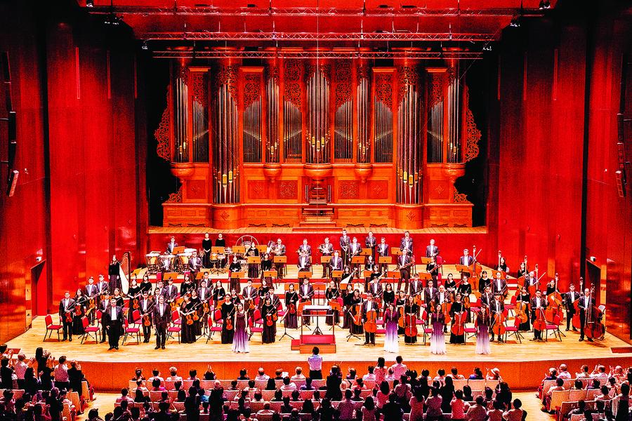 神韻交響樂台北連兩場大爆滿