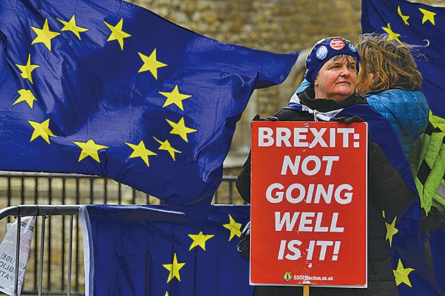 英國脫歐:愛爾蘭總理本周和英相會晤