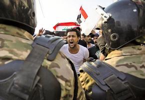 伊拉克「反貪抗議」 逾104死6千多人傷