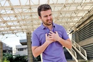 壯男血脂控制不良 2次心肌梗塞險喪命