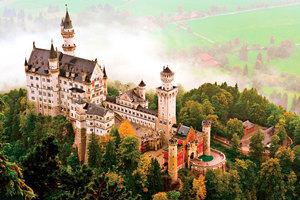 路德維希二世的夢幻城堡