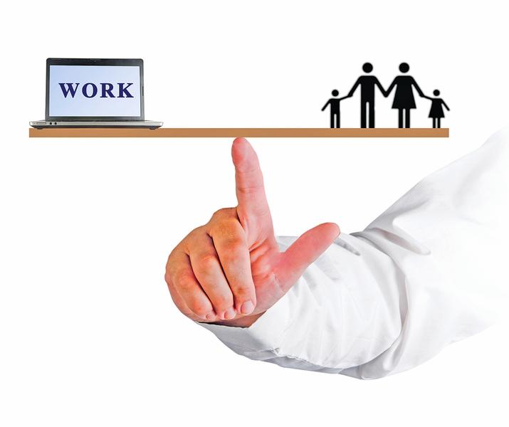 工作與家庭兼顧的方法