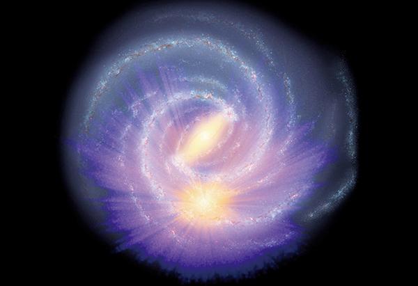 蓋亞衛星首次揭秘銀河系中心棒狀恆星群