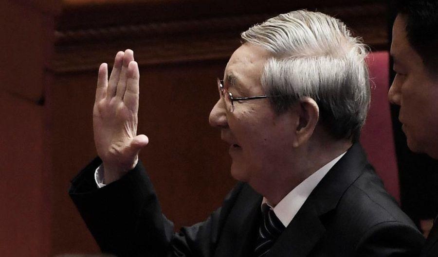 朱鎔基中共罪人論熱傳 中南海權鬥開闢新戰線?