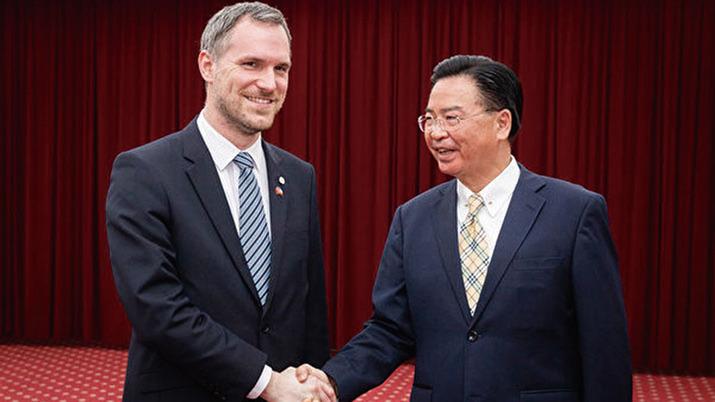 布拉格解除與北京姊妹城關係
