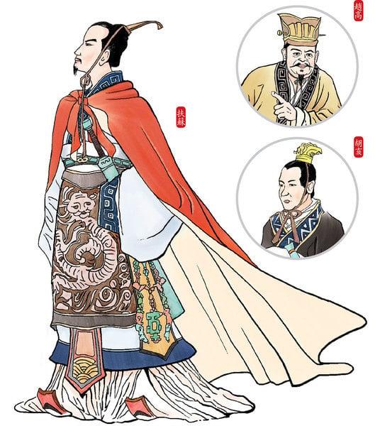 【笑談風雲】秦皇漢武 第三章 沙丘陰謀 ②