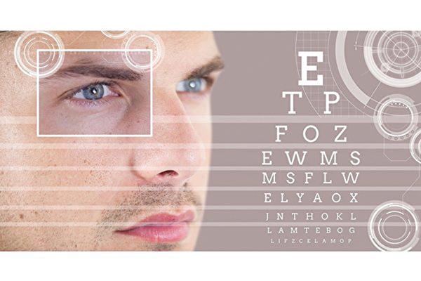 新型隱形眼鏡:眨眼即可聚焦